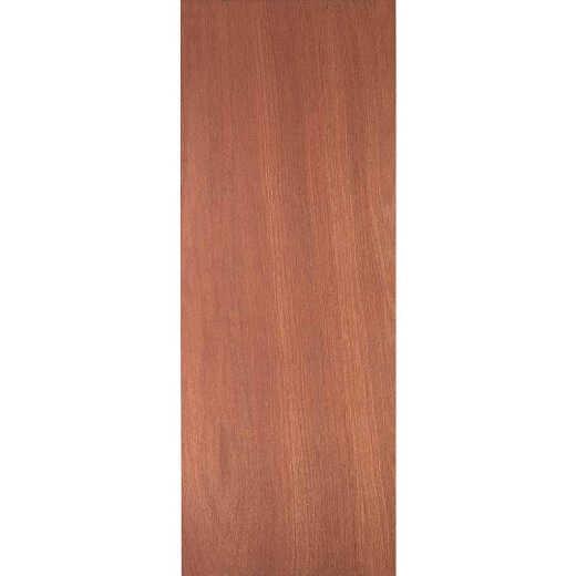 Masonite 32 In. W. x 80 in. H. Lauan Wood Solid Core Door Slab