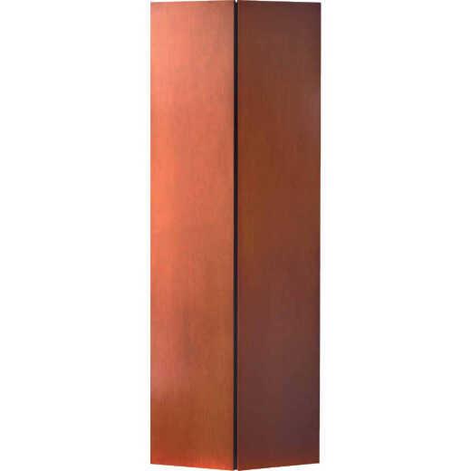 Masonite 60 In. W x 79 In. H Lauan Interior Hollow Core 4-Door Bifold Door