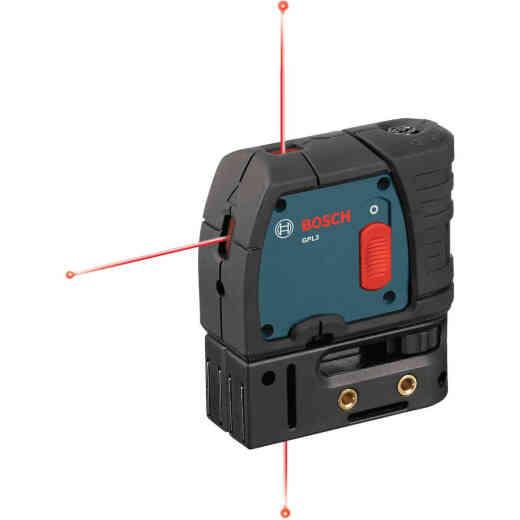 Bosch 100 Ft. Self-Leveling 3-Point Laser Level