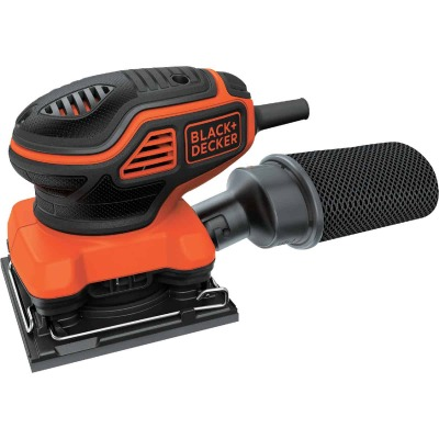 Black & Decker 1/4 Sheet 2.0A Finish Sander
