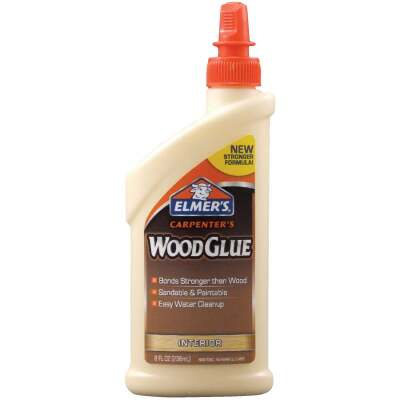 Elmer's Carpenter's 8 Oz. Wood Glue