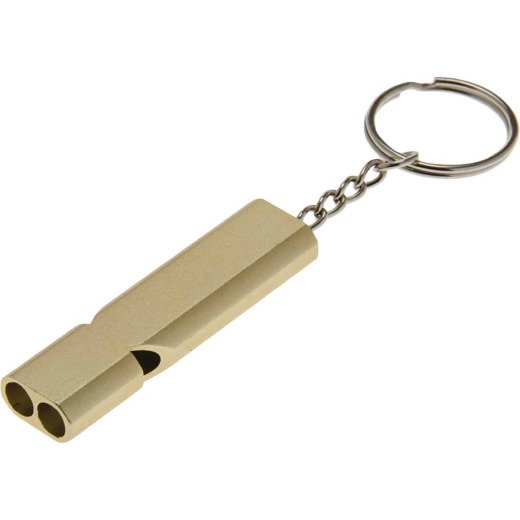 Lucky Line Utilicarry Safety Whistle with Key Ring