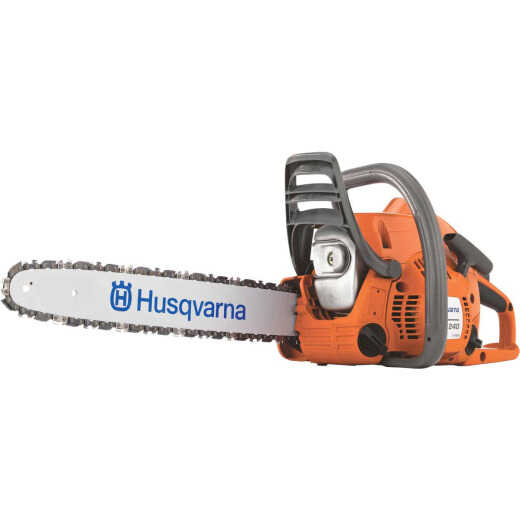 Husqvarna 240 16 In. 38.2 CC Gas Chainsaw