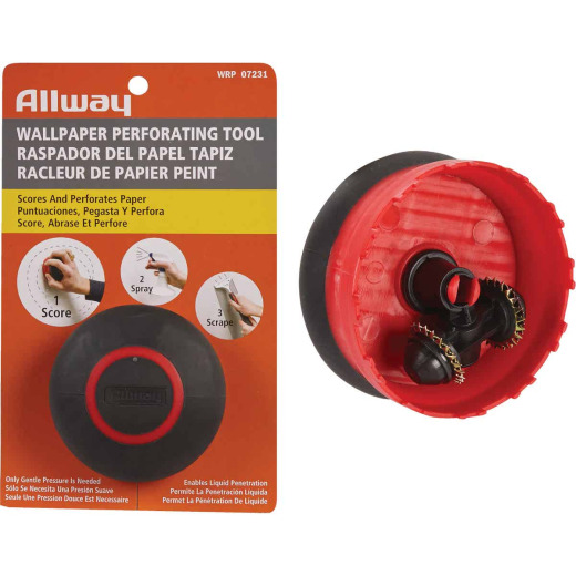 Allway Wallcovering Perforating Tool