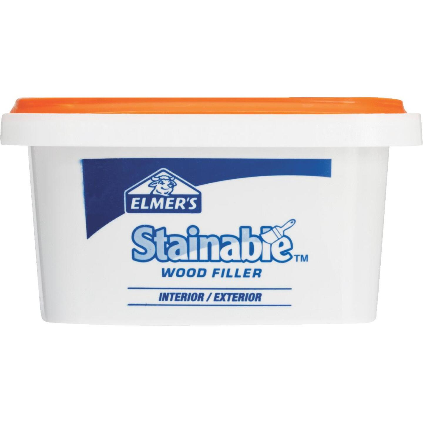 Elmer's Stainable Light Tan 32 Oz. Wood Filler Image 3